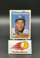 Gary Sheffield 1989 Topps Rookie Card #343 Brewers, Yankees, Dodgers Star RC!!