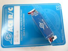 1 x ACE R/C Original Parts 8012AC ACE ESC amp Brushed for RC Aircraft,Boat,Tamiy