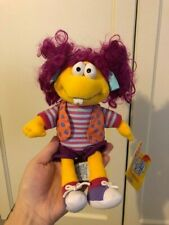 "Wimzie's House Cinar 10"" Eden Muppet Plush Toy Doll 1999"