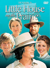 Little House on the Prairie - Season 6 (DVD, 2004, 6-Disc Set, Digipack)
