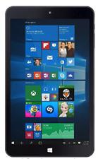 """Digilands 8"""" Windows Tablet with Keyboard Case [BUNDLE]"""