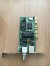 Ethernet Adapter Winbond W89C94OF, RJ45 BNC  PCI Netzwerkkarte.