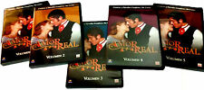 Amor Real, Vol. 1-5, BRAND NEW FACTORY SEALED 5-DVD'S (2006, Time/Life)