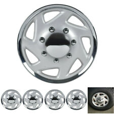 "CarXS Ford F250 F350 E250 E350 Econoline Van 16"" Hubcaps Wheel Covers SET OF 4"