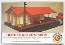 Bachmann HO Scale Model Train Stations