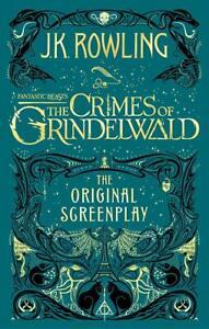 Fantastic Beasts: The Crimes of Grindelwald – The Original Screenplay (Fantastic