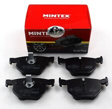 MINTEX REAR AXLE BRAKE PADS FOR BMW 5 - 6 MDB2719 (REAL IMAGE OF PART)