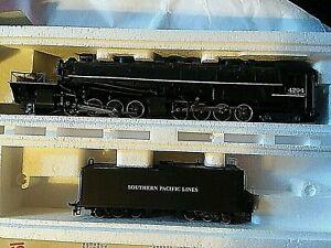 "NIB-Rivarossi 5426, 4-8-8-2 Cab Forward ""S.P.L. 4294"" HO- AC11-AD12 Locomotive"