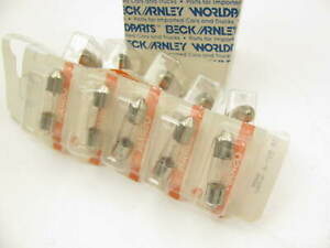 (10) Beck Arnley 213-1544 Courtesy / Luggage Compartment Light Bulb