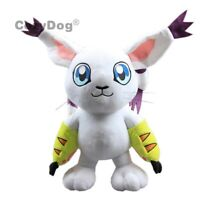 Digimon Adventure Tailmon Gatomon Plush Plushie Toy Stuffed Animal Doll 12''