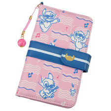 Disney Japan Stitch & Scrump Smartphone Cover for size 70 x 140 x 8mm