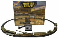 HO Model Power 1068 US Army Missile Force Train Set w/ MRC Railpower1300 - NIB