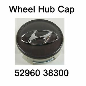 Genuine Wheel Hub Cap 5296038300 For Hyundai Sonata Santa Fe Elantra 1998-2007