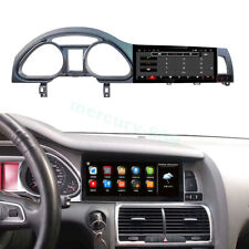 10.25 inch Android 6.0 GPS Navigation player Car radio For Audi Q7 2005-2015
