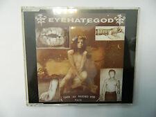 "EYEHATEGOD original (promo) CD ""Take as needed for pain"" 1993 on Century Media"