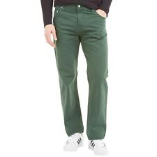 CARHARTT MENS SLIM JEANS – FIR (GREEN) – WAIST 30 INCHES, LEG 32 INCHES - BNWT