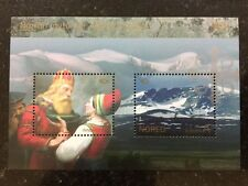 Norway Mythical Gods 2008 Mnh Stamp Ss