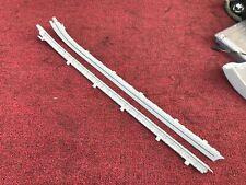 MERCEDES W221 S65 S63 S550 S600 C PILLAR PILLARS RAIL CHANNELS SET OEM