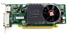 LAST! ATI Radeon HD3450 256MB DDR2 PCIex16 Low Profile double +DVI or VGA cable