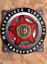Transformers Masterpiece MP-12 Sideswipe Lambor Commemorative Medal COIN