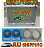 52MM NEW aluminum radiator for Nissan S13 CA18DET CA18 + shroud & 2×FANS