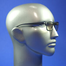 Screen Glasses Computer TV Anti Fatigue No Glare Clear Lenses Matte Black Frame