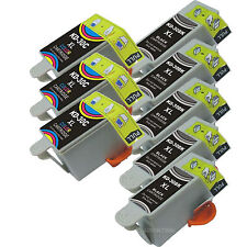8 Pack (5B+3C) HY Ink For Kodak 30XL Hero 3.1/5.1 ESP C310 C510 2150 2170