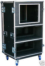 Ata Case For Dual heads with 12 Space Shock Rack Any heads. You pick your heads!