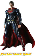 Superman - Man of Steel - Superman Play Arts Kai Action Figure