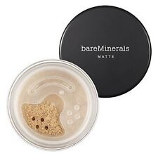 BareMinerals Escentuals Medium Beige Matte N20 Foundation 6g SPF 15 Brand New