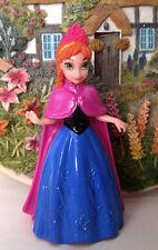NEW MATTEL Disney Princess MagiClip Glitter Doll / Figurine - Frozen's Anna