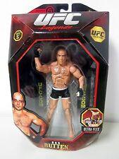 BAS RUTTEN UFC 5 Series 6 2010 Jakks Pacific UFC Legends Figure BRAND NEW SEALED