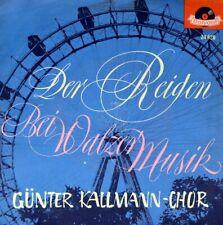 """7"""" DER GÜNTER KALLMANN CHOR Der Reigen / Walzermusik KURT EDELHAGEN POLYDOR 1969"""