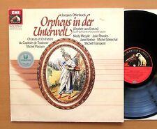 Offenbach Orpheus In The Underworld Mady Mesple Jan Rhodes EMI 1C 061 1730601