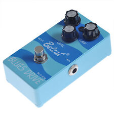 Belcat BLD-508 FX Pedal  Blues Drive Effect Pedal for Electric Guitar Bass