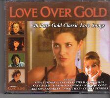 (EV410) Love Over Gold, 40 tracks various artists - 1994 CD