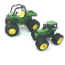 """John Deere plastic toy GATOR All Terrain Vehicle 6"""" Sounds & Tractor Toy"""