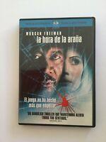 DVD LA HORA DE LA ARAÑA Morgan Freeman LEE TAMAHORI