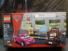 Lego Mater's Spy Zone (8424)