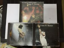 GUNS N' ROSES - THOMPSON 1880 - 3 CD TamTam Studio Lenny Kravitz Steven Tyler