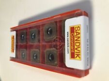 10x R245-12T3E-PL 1030 Sandvik Fräsen beschichtet Wendeschneidplatte