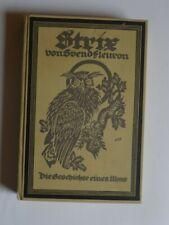 1700561- Svend Fleuron - Strix - Die Geschichte eines Uhus - 1926