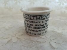 More details for vintage holloway's ointment ceramic pot 1840s-60s medicine, cures, victorian