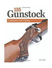 135 Gunstock Carving Patterns Free Shipping