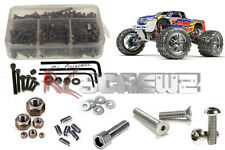 RC Screwz TRA016 Traxxas T-Maxx 3.3 Stainless Steel Screw Kit NEW