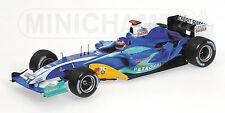 1/18 Red Bull Sauber Petronas C24 JACQUES VILLENEUVE SR. Stagione 2005
