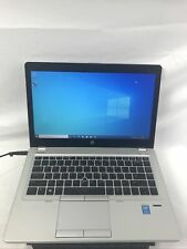 HP Folio 9480m Intel Core i5 4210U 1.7GHz 2 237GB SSD 8GB RAM Windows 10 Pro 14""