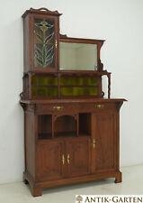 Schrank Eiche In Antike Original Wohnzimmerschranke Bis 1945