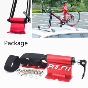 Hot Selling ! Bike luggage rack carrier Quick-release Roof Mount Rack Universal