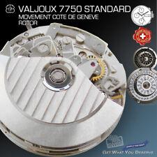 MOVEMENT ETA VALJOUX 7750, AUTOMATIC, STANDARD, Côte de Génève Rotor